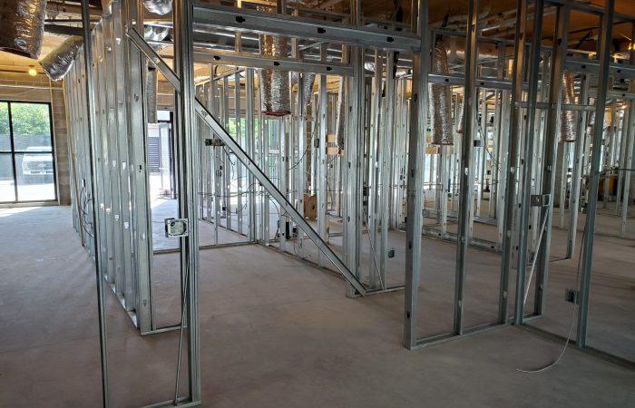 Metal Stud Framing