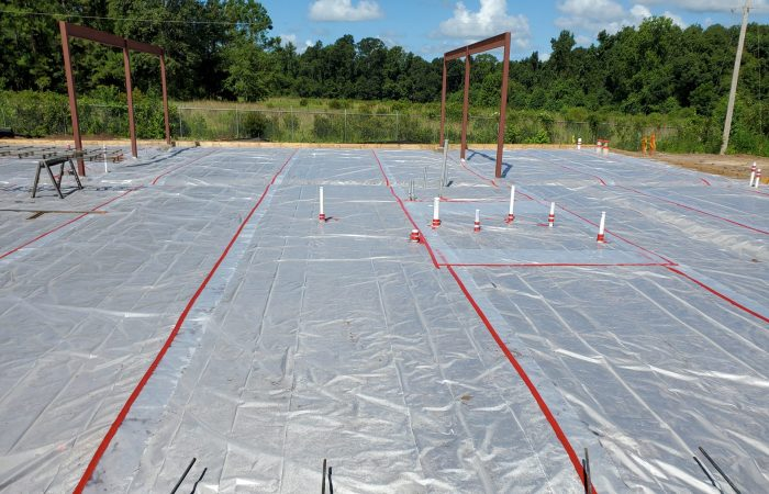 Concrete Slab Preparation